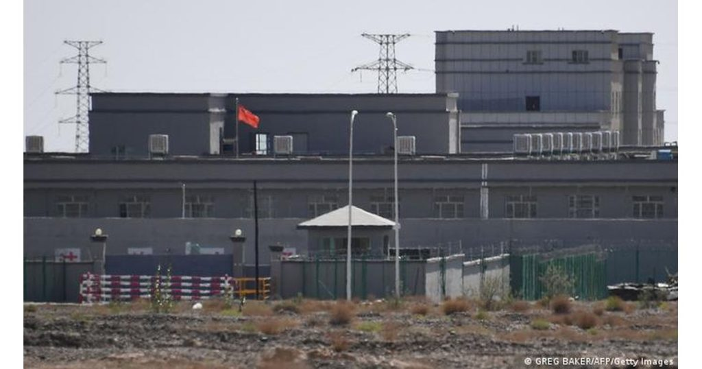 ウイグル強制収容所